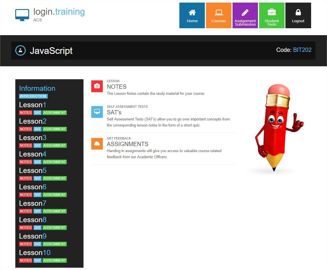 JavaScript | Online Course